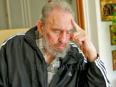 Fidel Message to University Students